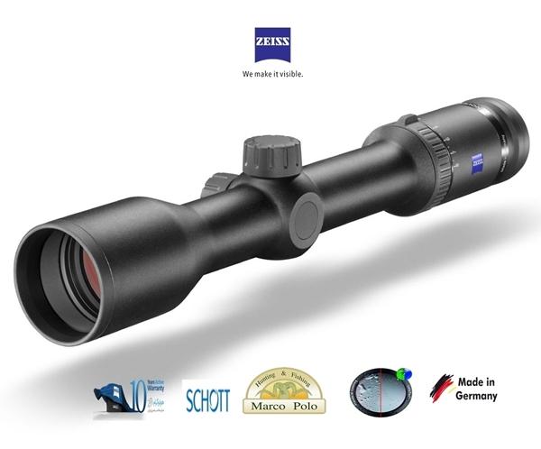 تصویر دوربین اسلحه زایس کانکوئست دی ال 2-8* asv42