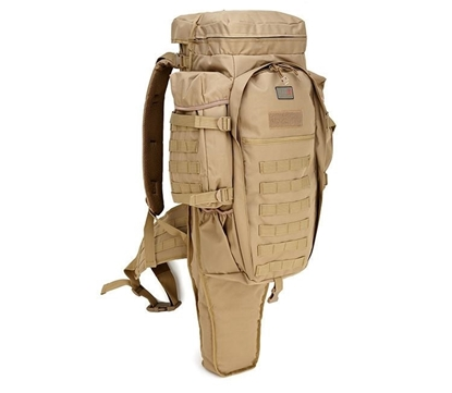 تصویر کوله پشتی تاکتیکال حمل سلاح
