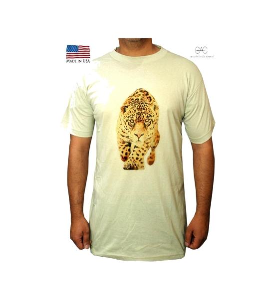 تصویر تی شرت آمریکایی طرح جگوار