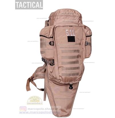 تصویر کوله 40 لیتری تاکتیکال مخصوص حمل اسلحه