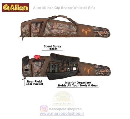تصویر جلد سلاح 48 اینچ سلاح گلوله زنی یا ساچمه زنی برند امریکای الن