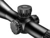 تصویر دوربین روی سلاح زایس کانکوئست 4 تا 16 در50 V4 با رتیکل بالستیکی ZMOAi-T30 چراغدار و کلیک خور